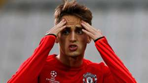 Adnan Januzaj Manchester United 08252015