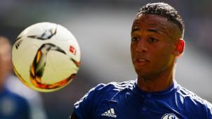 Dennis Aogo Schalke Darmstadt Bundesliga 08222015