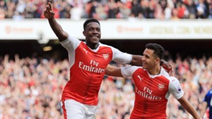 danny welbeck alexis sanchez arsenal manchester united premier league 050717