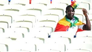 Ghana Fan Supporter