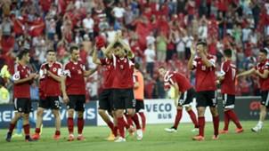 Albanien Albania celebrating 13062015
