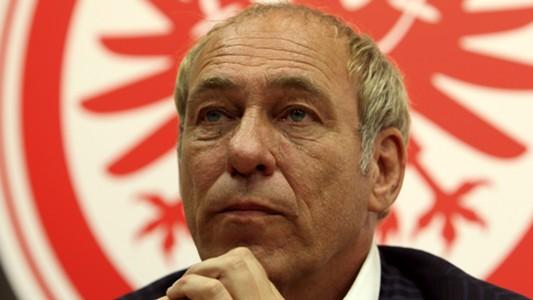 Peter Fischer Eintracht Frankfurt Bundesliga 05162011