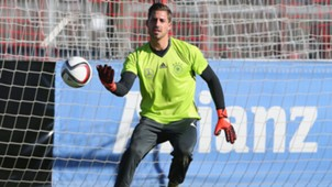 Kevin Trapp Germany 11112015