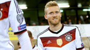 Andre Schürrle Deutschland Nationalmannschaft 10082015