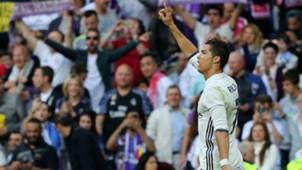 Cristiano Ronaldo Real Madrid LaLiga FC Sevilla 051417