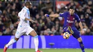 Luis Suarez FC Barcelona LaLiga 17122017