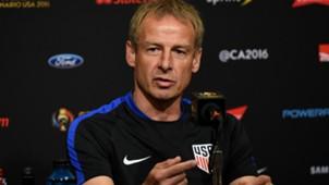 Jürgen Klinsmann United States Copa America 02062016