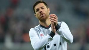 Xabi Alonso FC Bayern 07022017
