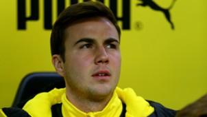 Mario Götze Borussia Dortmund Dezember 2016