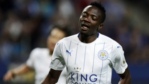 Ahmed Musa Leicester City 03082016