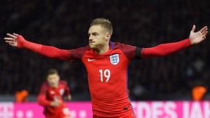 Jamie Vardy England Germany 03262016