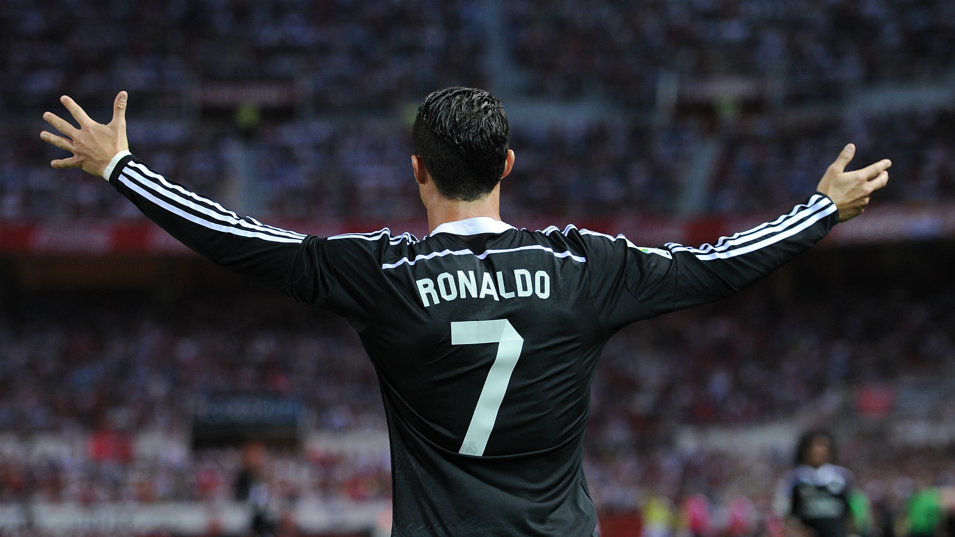 Cristiano Ronaldo Sevilla Real Madrid Liga BBVA 05022015