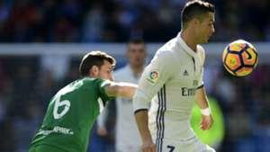Cristiano Ronaldo Alberto Martin Real Madrid Leganes LaLiga