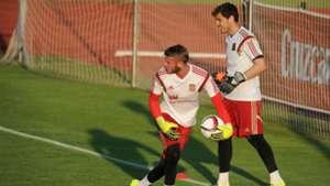 David De Gea Iker Casillas Spain