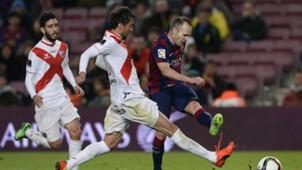 Andres Iniesta Barcelona Huesca Copa del Rey 12162014