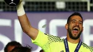 Kiko Casilla Real Madrid Sevilla UEFA Super Cup 09082016