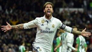 Sergio Ramos Real Madrid Betis LaLiga