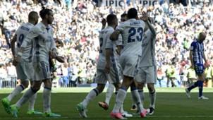 Real Madrid Alaves La Liga