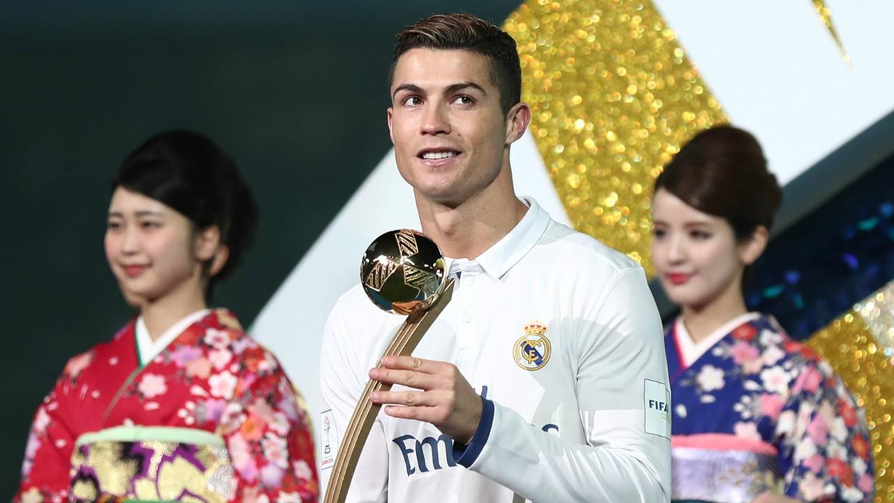 Cristiano Ronaldo Real Madrid Kashima FIFA Club World Cup final 18122016