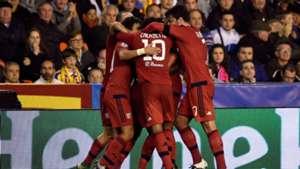 Valencia Olympique Lyon Champions League