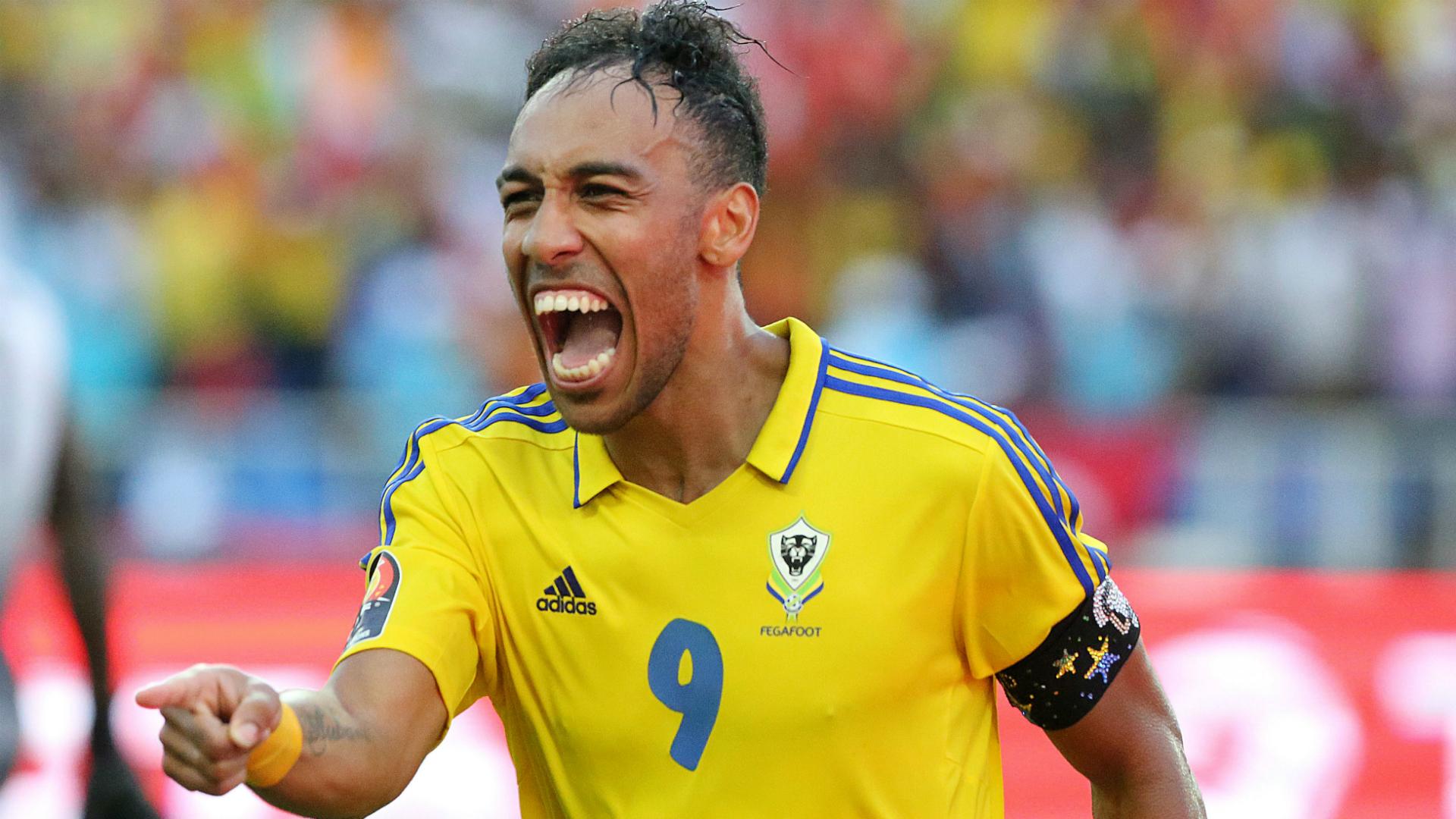 Aubameyang se plaint avant le match — Maroc-Gabon