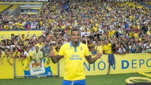 Kevin Prince Boateng Las Palmas Unveiling