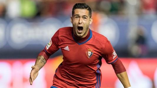 Sergio Leon Osasuna Espanyol La Liga