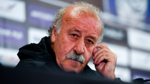 Vicente Del Bosque Spain press conference 31052016