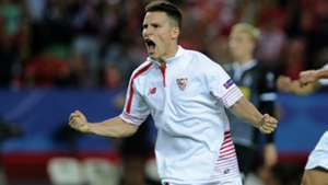 Kevin Gameiro Sevilla Borussia Monchengladbach Champions League