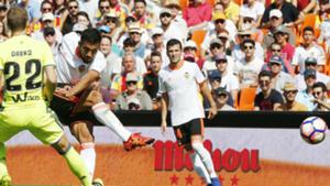 Ezequiel Garay Valencia Betis La Liga 11092016