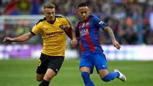 Ontiveros Neymar Barcelona Malaga LaLiga 19112016