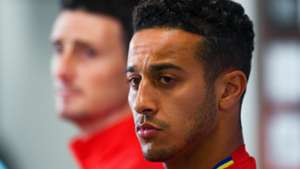 Thiago Alcantara Spain press conference 31052016