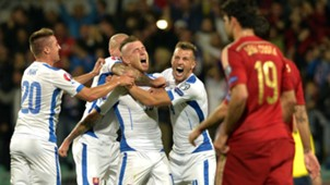 Kucka Diego Costa Slovakia Spain EURO 2016 Qualifier 4569302