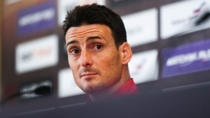 Aritz Aduriz Spain press conference 31052016