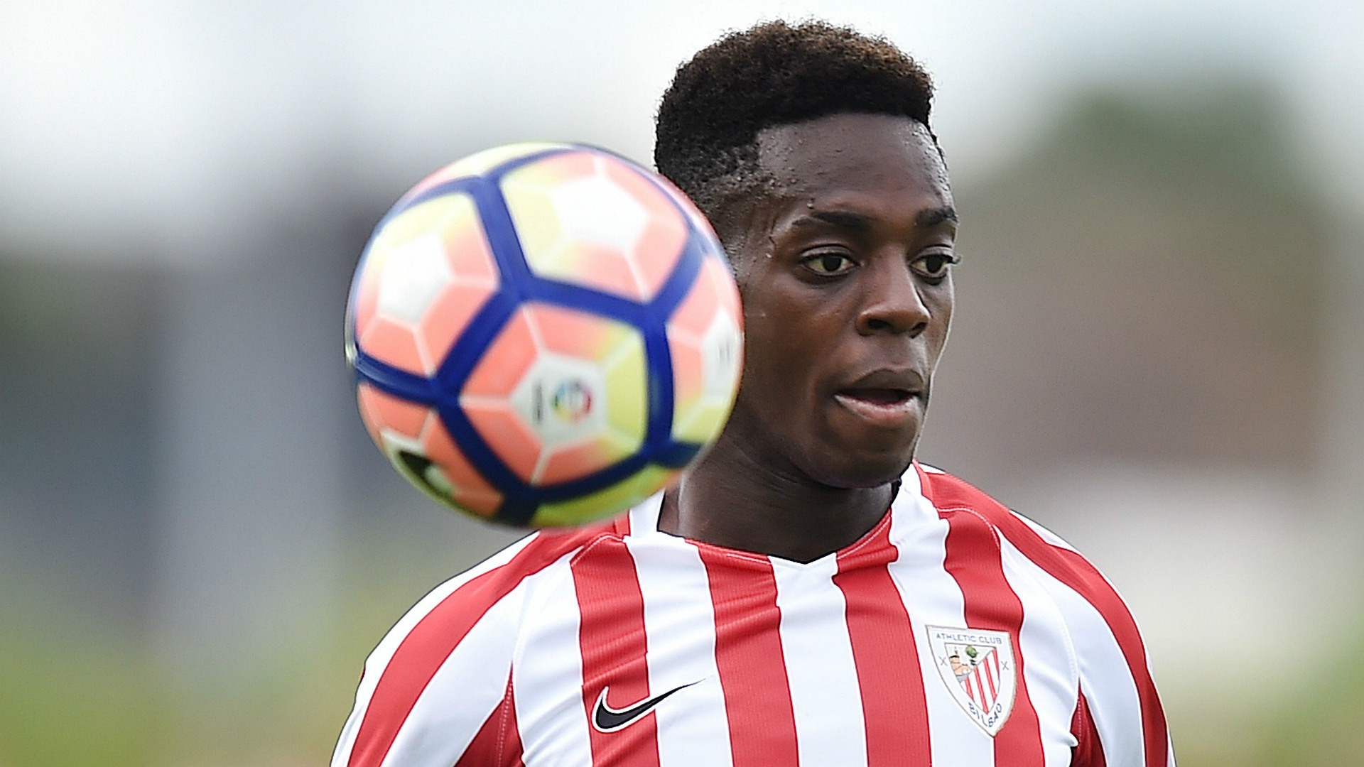 Inaki Williams Athletic Bilbao
