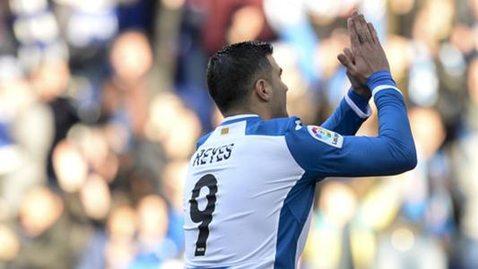 Jose Antonio Reyes Espanyol Sevilla La Liga