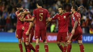 Spain celebrates 09102015