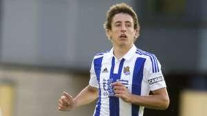 Mikel Oyarzabal Real Sociedad
