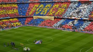Camp Nou Barcelona Real Madrid La Liga