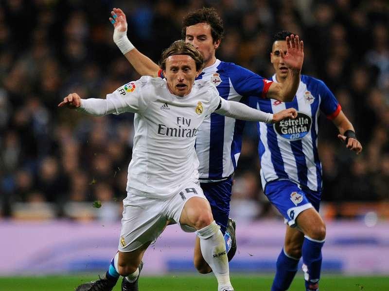Las curiosidades del Deportivo - Real Madrid