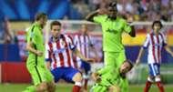 Paul Pogba Saul Chiellini Atletico Madrid Juventus Champions League