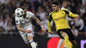 Karim Benzema Marc Bartra Real Madrid Borussia Dortmund Champions League