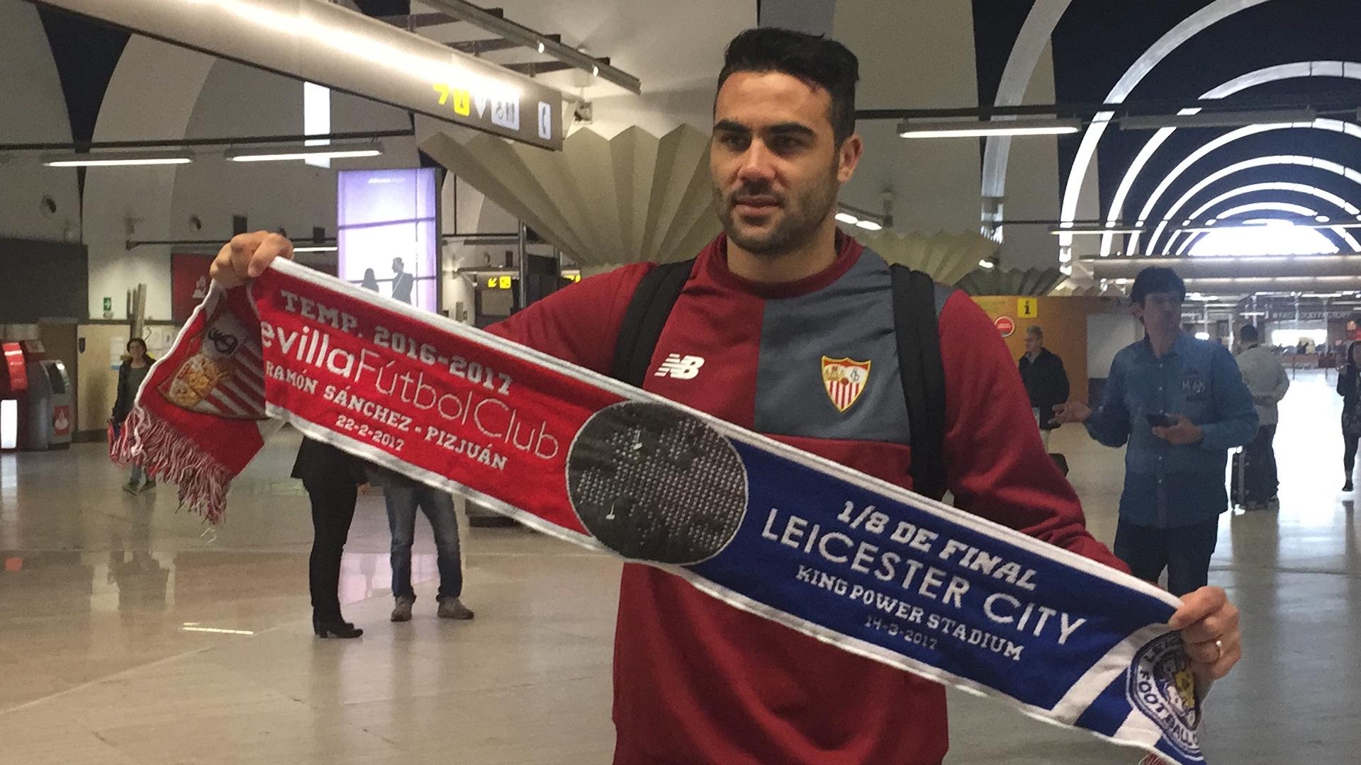 Vicente Iborra Leicester City Sevilla FC