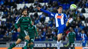 Gerard Moreno German Pezzella Espanyol Betis 03032016