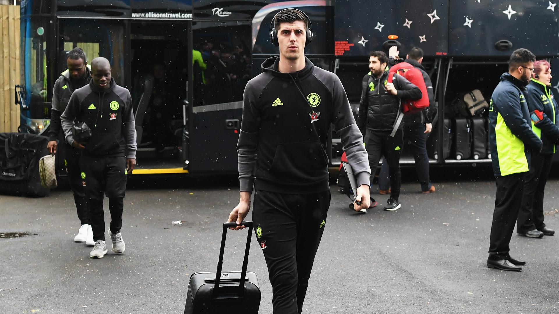 Thibaut Courtois Chelsea