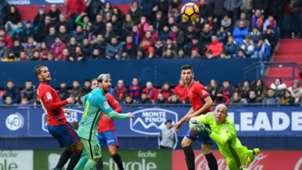 Lionel Messi Osasuna FC Barcelona LaLiga