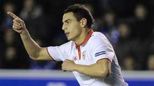 Wissem Ben Yedder Alaves Sevilla La Liga