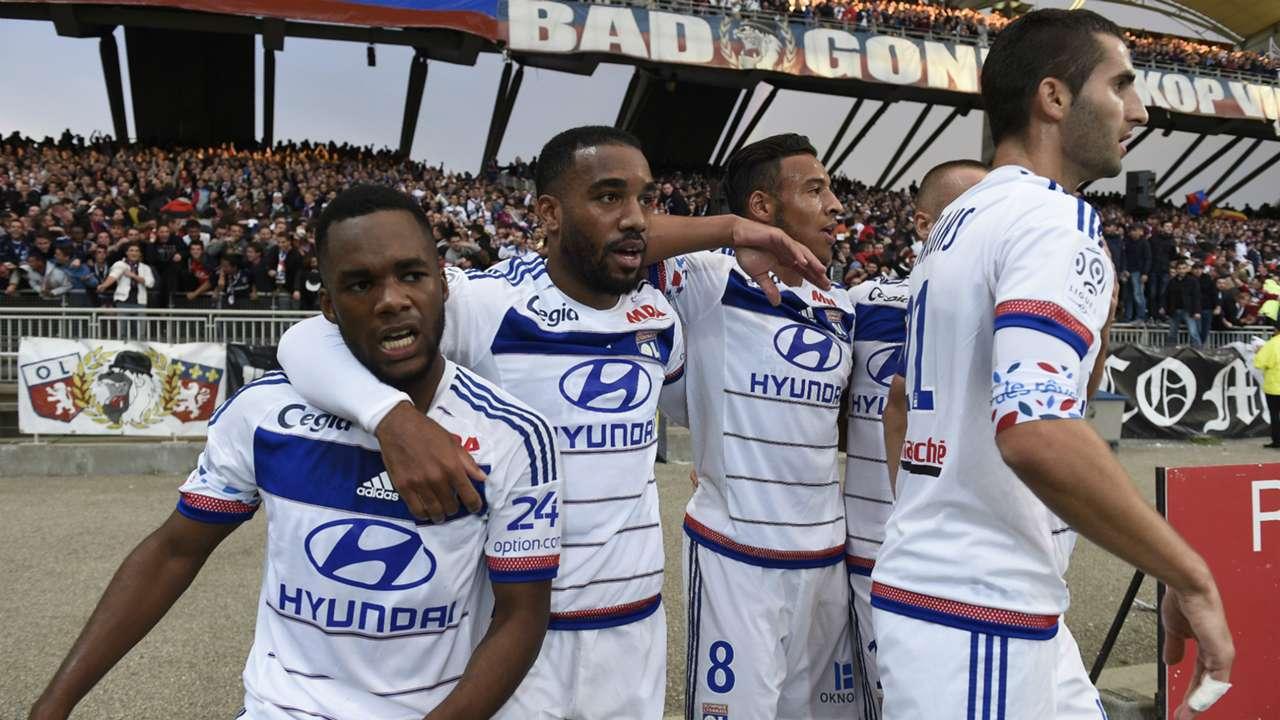 Olympique Lyon Bastia Ligue1 092315