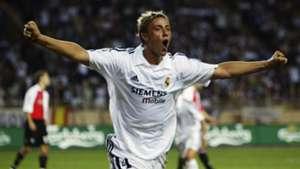 Guti ex Real Madrid player