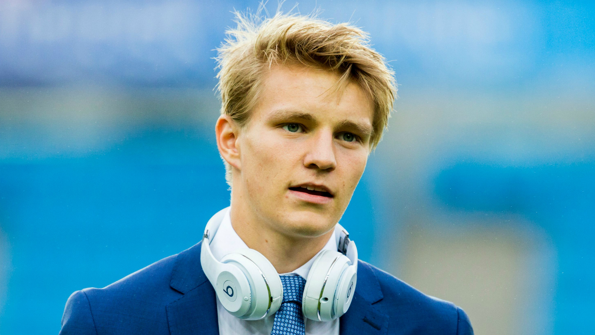 Odegaard, del Real Madrid a Holanda